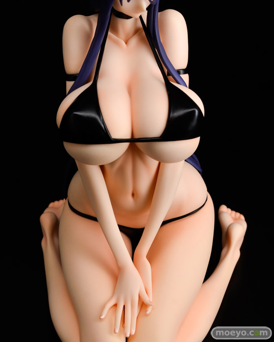 Q-six 魔法少女 ミサ姉 黒ビキニver. とりあ ノルグレコ K2 RAITA フィギュア エロ キャストオフ 製品版 10