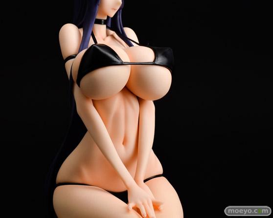 Q-six 魔法少女 ミサ姉 黒ビキニver. とりあ ノルグレコ K2 RAITA フィギュア エロ キャストオフ 製品版 11