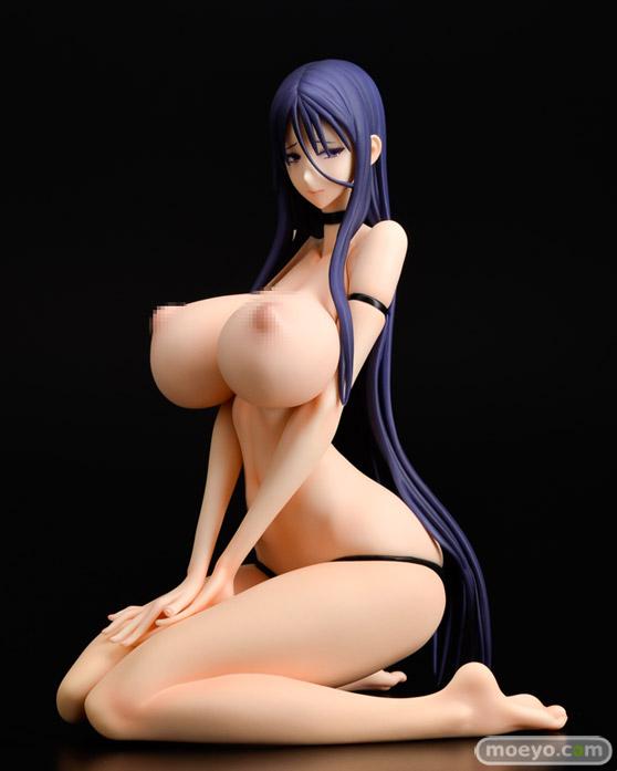 Q-six 魔法少女 ミサ姉 黒ビキニver. とりあ ノルグレコ K2 RAITA フィギュア エロ キャストオフ 製品版 12