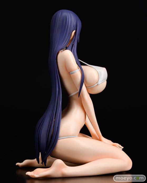 Q-six 魔法少女 ミサ姉 白ビキニver. とりあ ノルグレコ K2 RAITA フィギュア エロ キャストオフ 製品版 05
