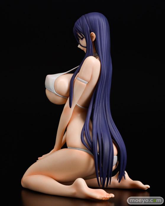 Q-six 魔法少女 ミサ姉 白ビキニver. とりあ ノルグレコ K2 RAITA フィギュア エロ キャストオフ 製品版 07