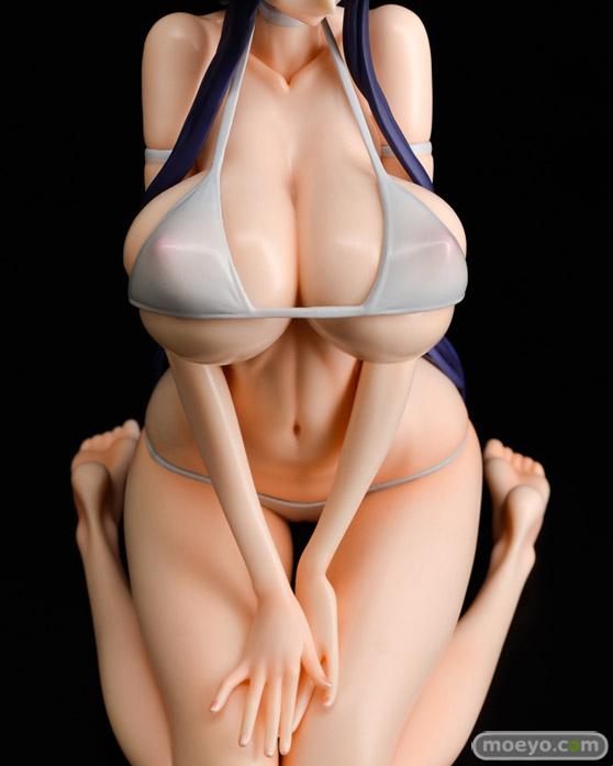 Q-six 魔法少女 ミサ姉 白ビキニver. とりあ ノルグレコ K2 RAITA フィギュア エロ キャストオフ 製品版 10