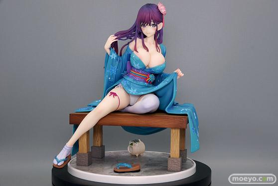 Pink・Cat 魔太郎オリジナルキャラクター 浴衣剝いちゃいました フレンチパイ カンヨン ネイティブ キャストオフ エロ フィギュア 製品版 01