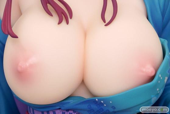Pink・Cat 魔太郎オリジナルキャラクター 浴衣剝いちゃいました フレンチパイ カンヨン ネイティブ キャストオフ エロ フィギュア 製品版 24