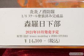 秋葉原の新作フィギュア展示の様子 ボークス コトブキヤ フィギュア 10