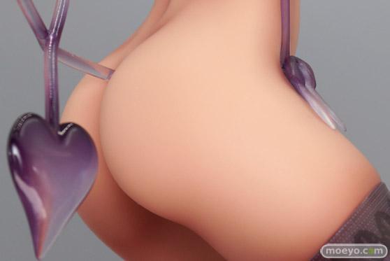 Pink・Charm 玉之けだま サキュバス・黒ルルム アビラ 幹本ヌレ子 フィギュア エロ キャストオフ 製品版 53