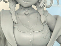グッドスマイルカンパニー新作美少女フィギュア「POP UP PARADE ホロライブプロダクション 戌神ころね」監修中原型が展示!【ワンホビ33】