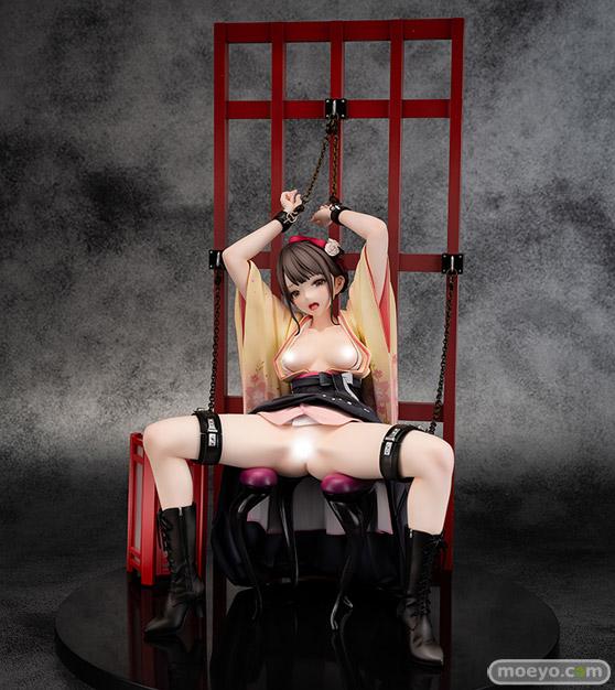 マジックバレット 天三月オリジナルキャラクター 艶姿 陸 エロ キャストオフ フィギュア ふぉるとねいしょん 星名詠美 01
