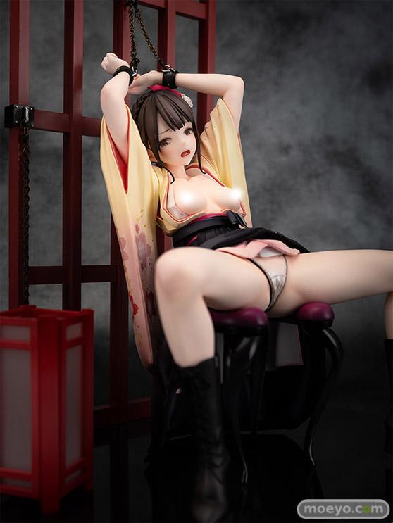 マジックバレット 天三月オリジナルキャラクター 艶姿 陸 エロ キャストオフ フィギュア ふぉるとねいしょん 星名詠美 17