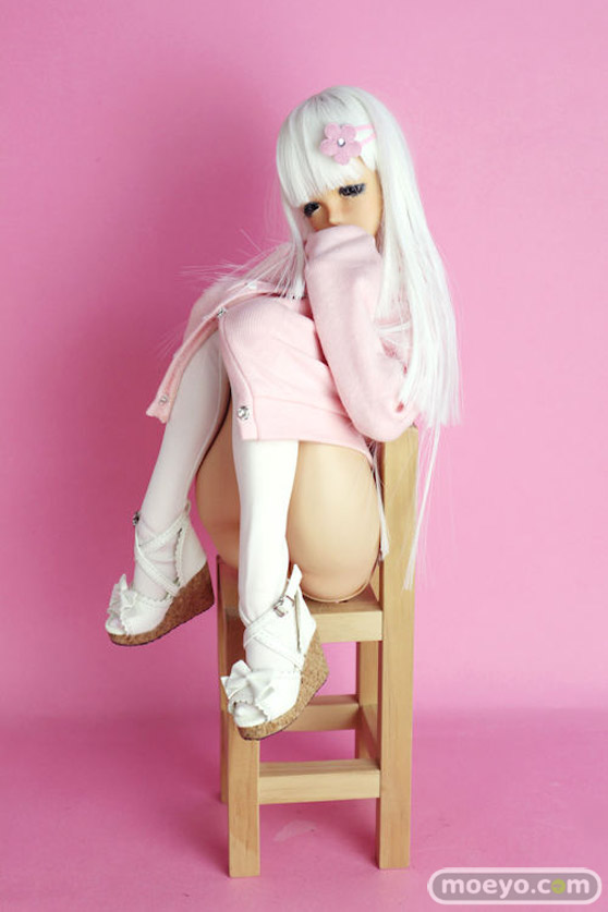 Real Art Project Pink Drops #59 小夏(コナツ) エロ ドール フィギュア 17