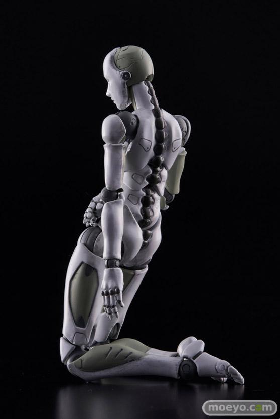 T.E.S.T 東亜重工製 合成人間♀ 中村悠紀 早川洋司 フィギュア 弐瓶勉 01