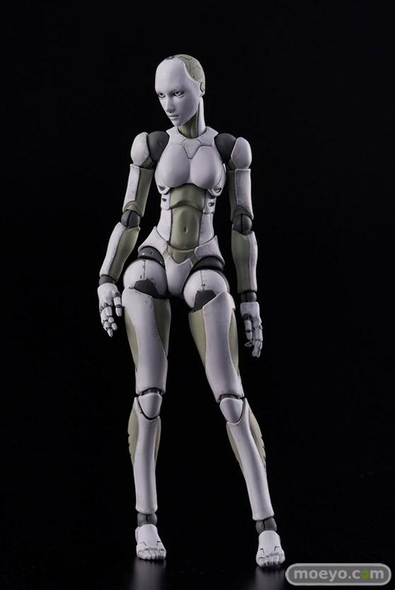 T.E.S.T 東亜重工製 合成人間♀ 中村悠紀 早川洋司 フィギュア 弐瓶勉 02