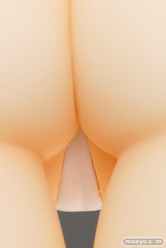 ダイキ工業 BLACK&WHITE キャットなガール しろねこちゃん illustration by 魔太郎 マ.ガ.ラ 明智逸鶴 フィギュア エロ キャストオフ 製品版 58