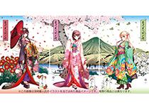 『冴えない彼女の育てかた』加藤恵の誕生日を記念して、9月23日(木)10時より浮世絵木版画と「ファンタジア文庫大感謝祭」商品等の再販が決定!