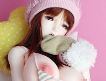Real Art Project QUARANTOTTO Pink Drops #60悠里(ユウリ) エロ ドール フィギュア