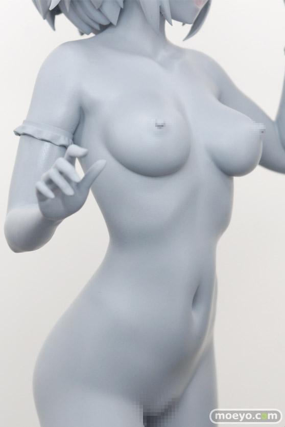 Q-six まいてつ 雛衣ポーレット ビキニver. フィギュア ワンダーフェスティバル2021[秋]オンライン エスディスタ 17